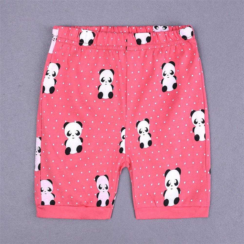 Pajama Sets Simayixx Girls Short Pajamas Toddler Kids ...