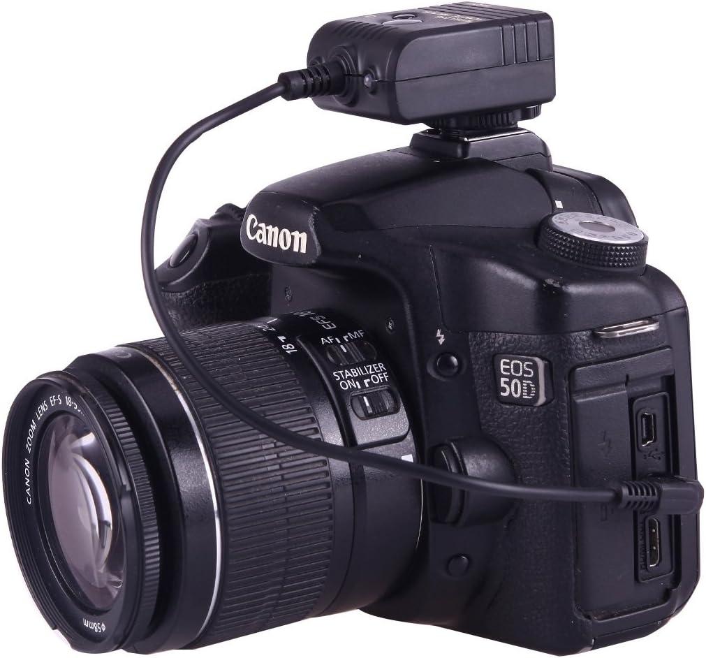D2Hs N90s D300 Kodak F6 F100 Camera /& Photo Accessories WX2004 Digital Wireless Shutter Release Remote Controller for Nikon S5 Pro Camera D700 D2X Fuji S3 Pro F5 DSC-14N