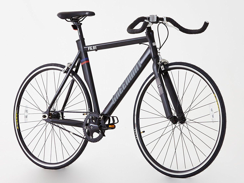 fixie Single Speed Bike Aluminium Pignon Fixe Bike Flip Flop de roue