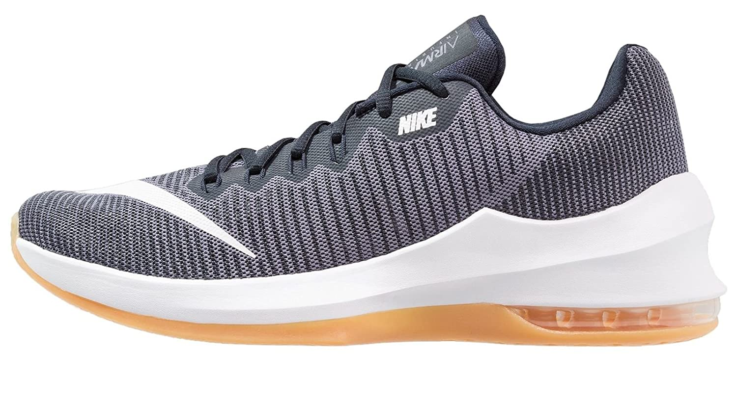 the latest d59a5 28700 Nike Men's Air Max Infuriate 2 Low Basketball Shoes