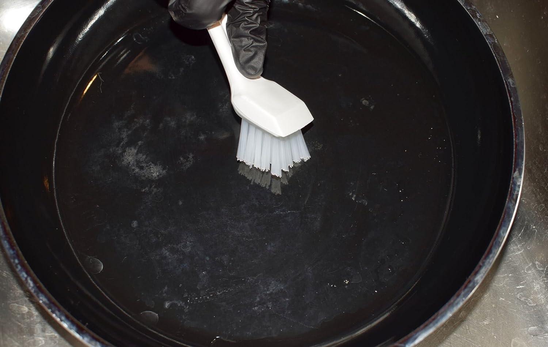 Sartenes schrubber latón Cepillos Set profesional de cocina ...