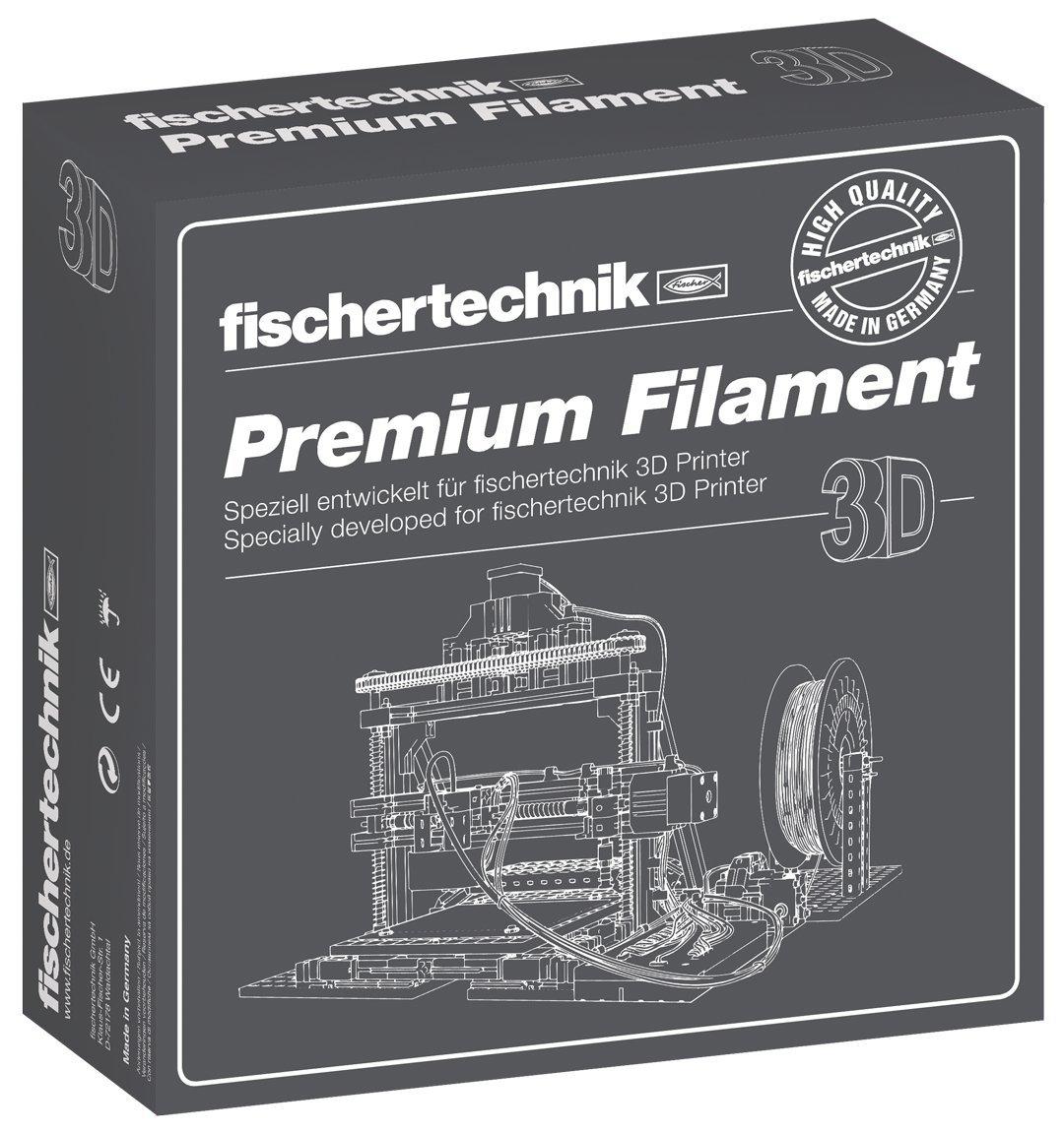 Fischertechnik 539138 Filament, Negro, 500 Gr: Amazon.es: Juguetes ...