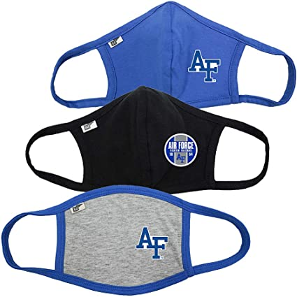 Blue 84 NCAA Face Covering Team Color