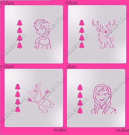 LV Cake Stencil Schablone Kuchen Custom Stencil Tortenschablone Cookie Stencil