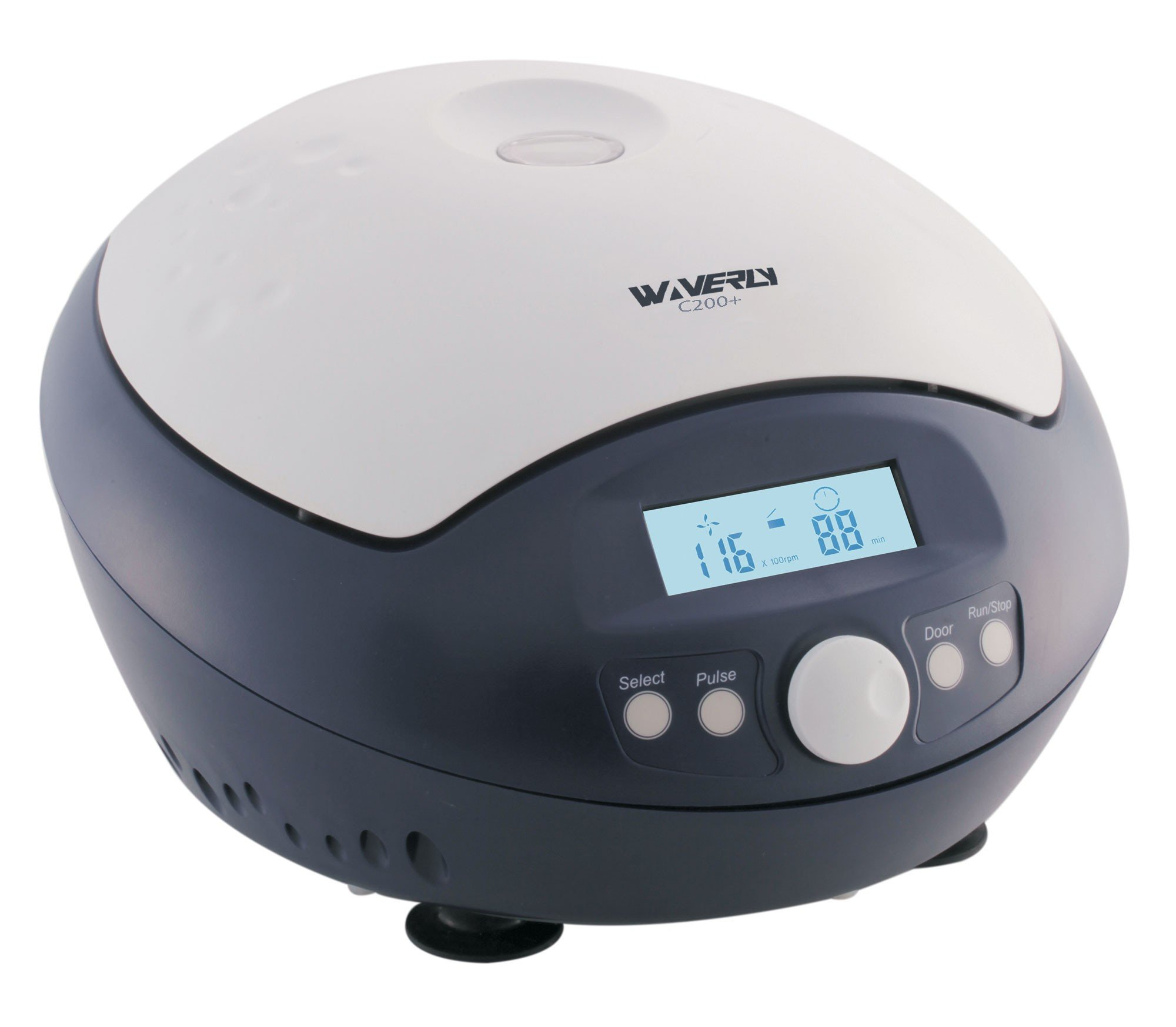 Waverly C200 High Speed Micro centrifuge, 110V, Includes Rotor for 12 x 1.5/2.0 mL Tubes by Waverly