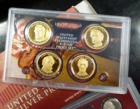 2010-S Silver Proof Coin Set-14 Coin US Mint with Box and COA Ships FREE