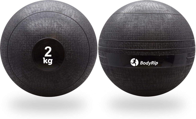BodyRip – Balones medicinales 1 kg 2 kg 3 kg 4 kg 5 kg 6 kg 7 kg 8 ...