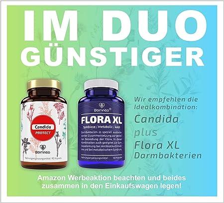 Candida und Nahrungsergänzungsmittel