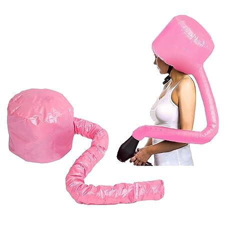 Trockenhauben für haare, Beautyshow Sicherheits-Portable Föhn Bonnet Attachment für Haartrockner Helm-Trocknung Kappe Haartro