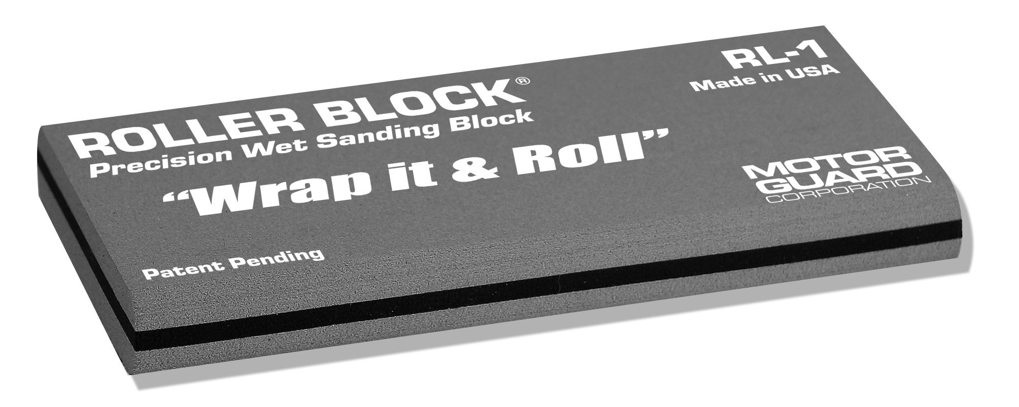 Motor Guard RL-1 Roller Block Sanding Block