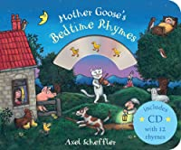 Mother Goose's Bedtime Rhymes (Mother Goose's