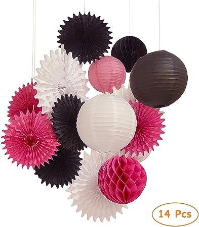 How to Make Fancy Paper Lantern Ball - A Colorful Diwali Lantern ... | 450x396