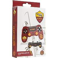 PlayStation 4 - Guscio Controller Kit AS Roma 2.0