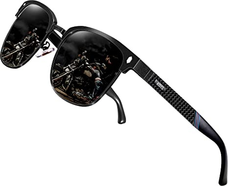 789799318c ATTCL Men s Driving Polarized Rimless Sunglasses Al-Mg Metal Frame Ultra  Light 8-188