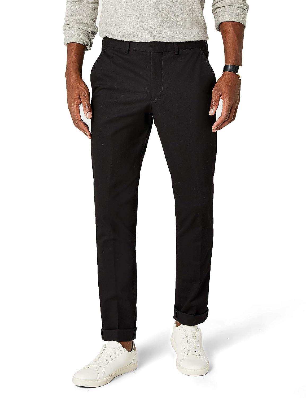 SELECTED HOMME Shdskinny-mathsaul Grey Trouser Noos Pantaloni Completo Uomo