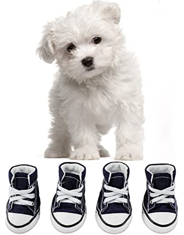 KEESIN Puppy Pet Dog Nonslip Canvas Sport Shoes Outdoor Sneaker Boots  Causal Shoes a1d92bbe8e55