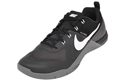 Nike Metcon 1 Mens Cross Training Shoes, ANTHRACITE/WHITE-BLACK-COOL GREY
