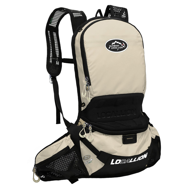 15L Wandern Camping Radfahren Running Trinkrucksack Rucksack Wasser Blase Tasche