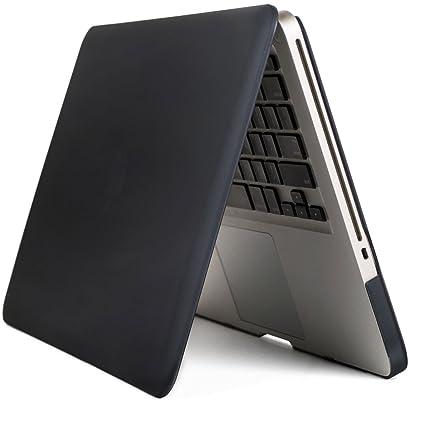 MacBook Fundas duras, fijación a presión carcasa rígida de goma para Apple MacBook Pro 15 inch (non-Retina) ordenador portátil bolsa Carcasa Compatible con ...
