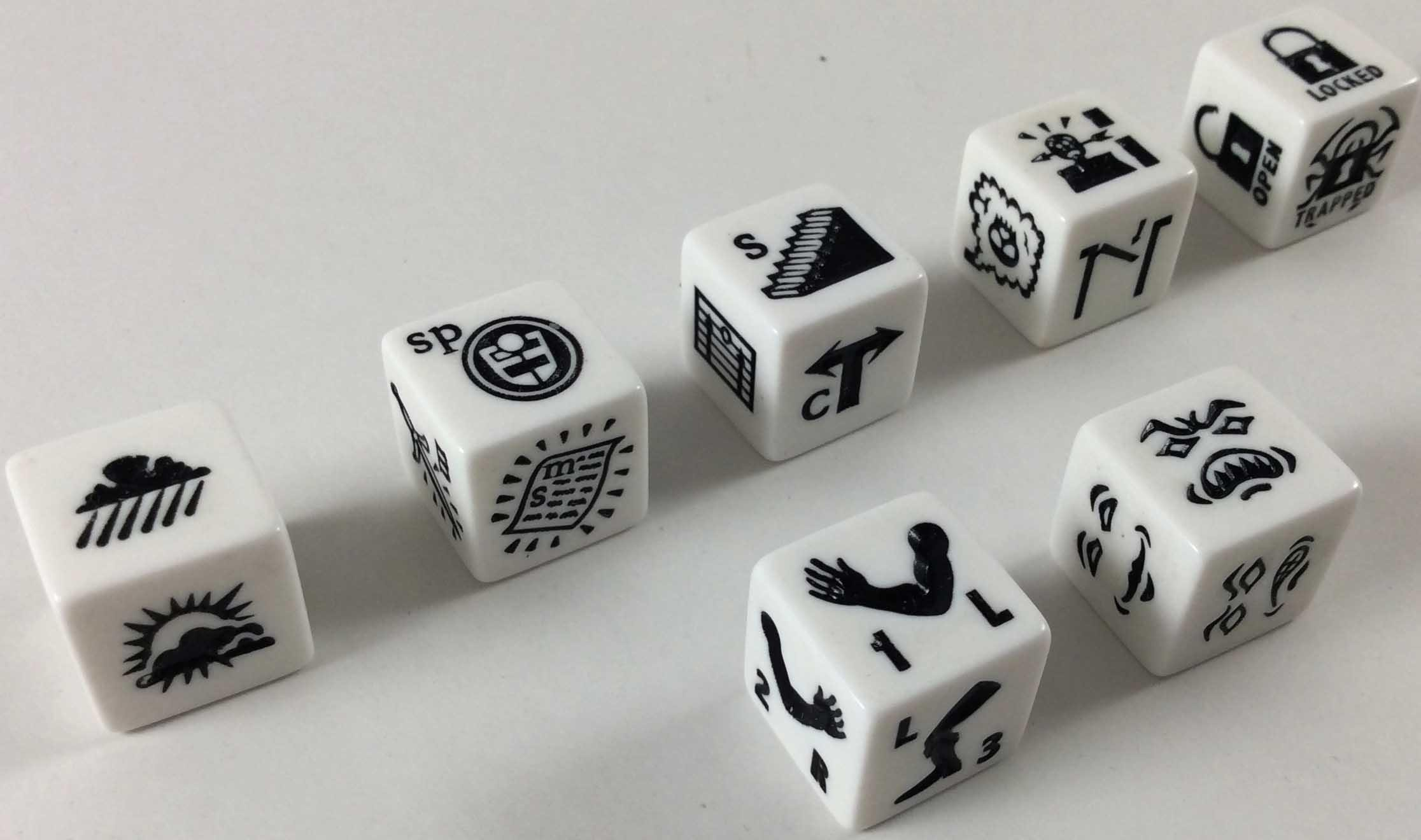 Adventure Dice Pack by Flying Buffalo Inc. (Image #1)