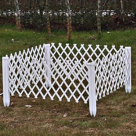 WXQ - Pantalla para Valla de jardín (Madera de Pino Impermeable), diseño de Flores, 5 tamaños, Madera de Pino, 140X200CM: Amazon.es: Hogar