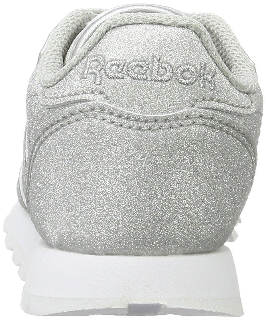 Reebok Cl LTHR Syn, Chaussures de Running Entrainement Fille