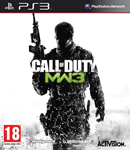 Call of Duty  Modern Warfare 3 Playstation 3 Amazon.fr