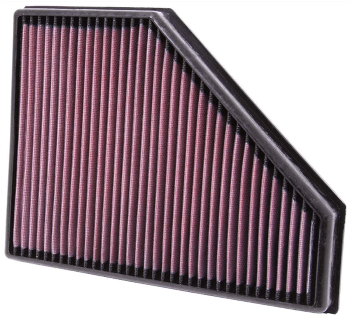 K /& N 33 2098/filtre /à air de rechange haute Conception de d/ébit pour une am/élioration des performances