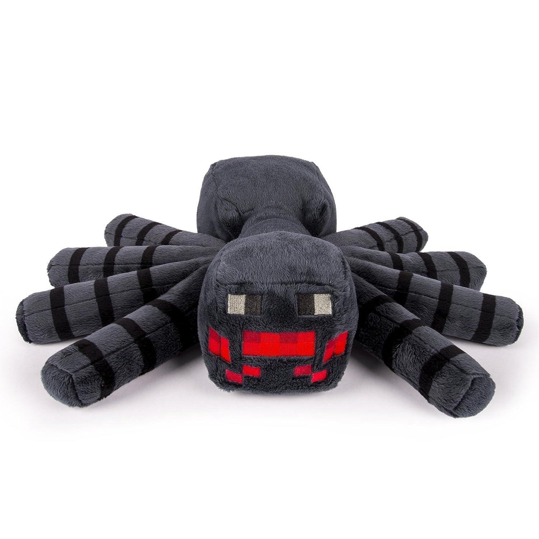 Dailymall - Peluche a forma di ragno di Minecraft, 15 cm