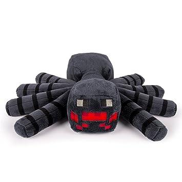 Araña de peluche de Minecraft (15 cm)