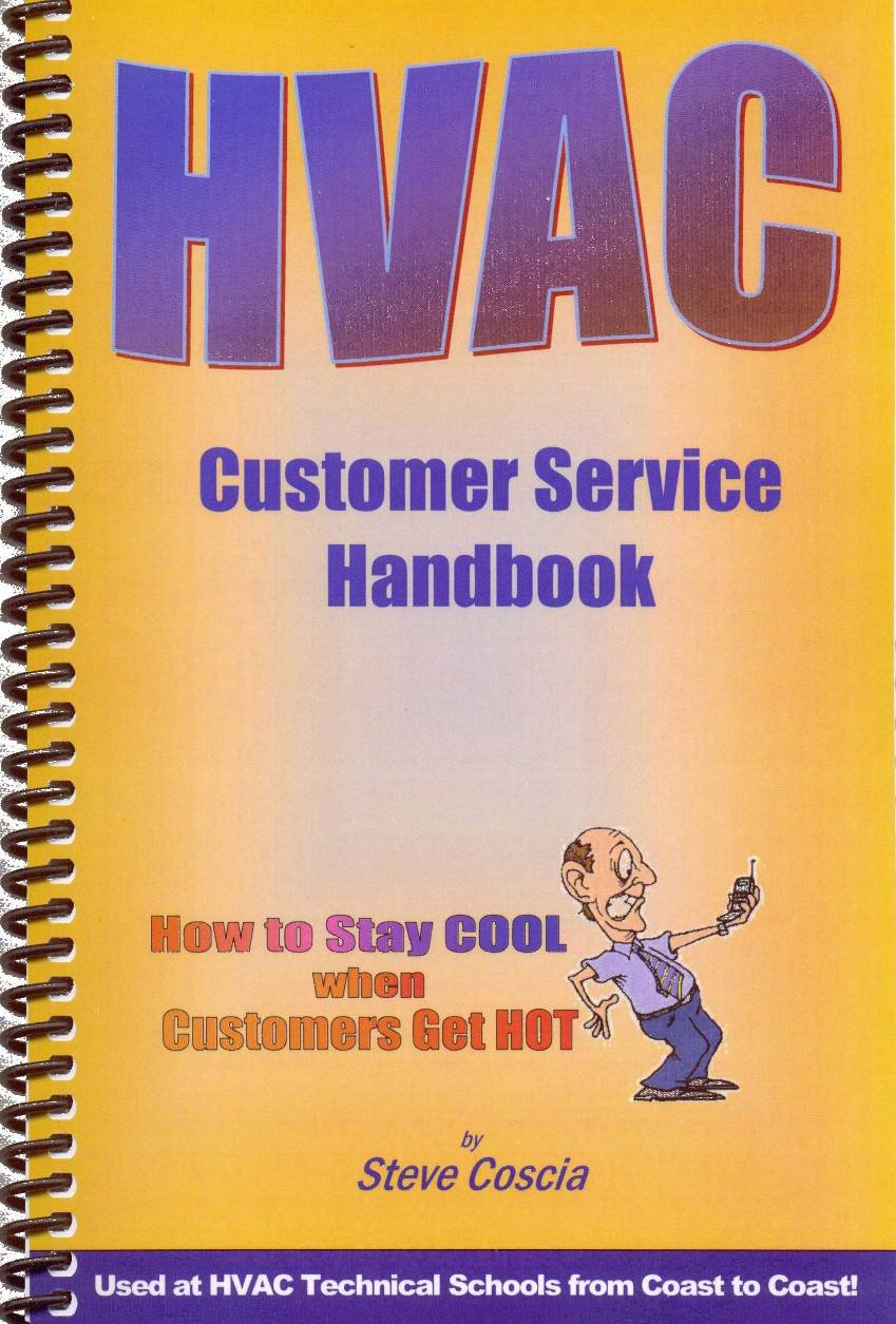 Amazon.in: Buy HVAC Customer Service Handbook Book Online at Low Prices in  India | HVAC Customer Service Handbook Reviews & Ratings