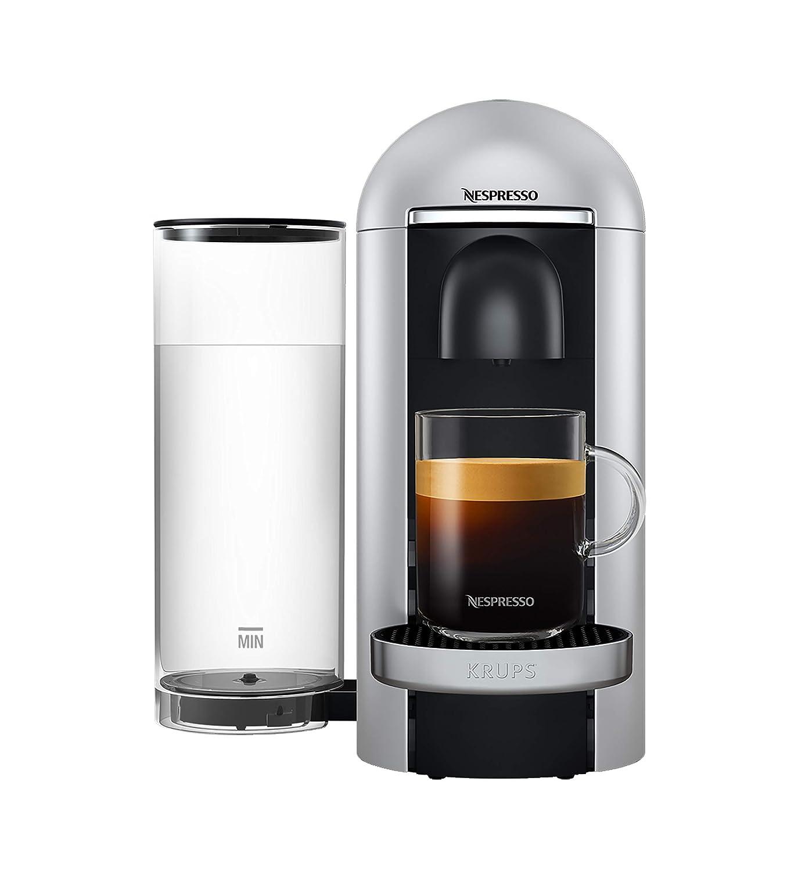 Krups Nespresso Vertuo Plus XN900E 1260 - Cafetera de cápsulas (1 ...