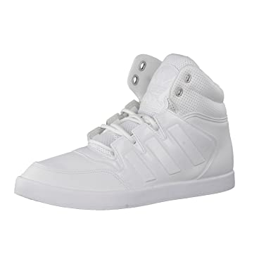 sports shoes 36c95 43ab0 Adidas Dropstep chaussures 6,0 whitewhite