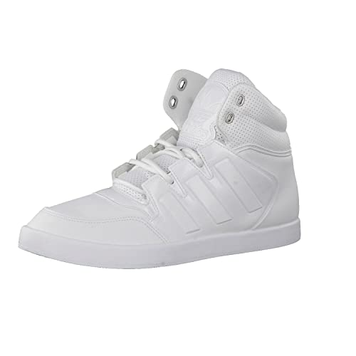 buy online c3fef 764e4 adidas Mens Trainers White White - White