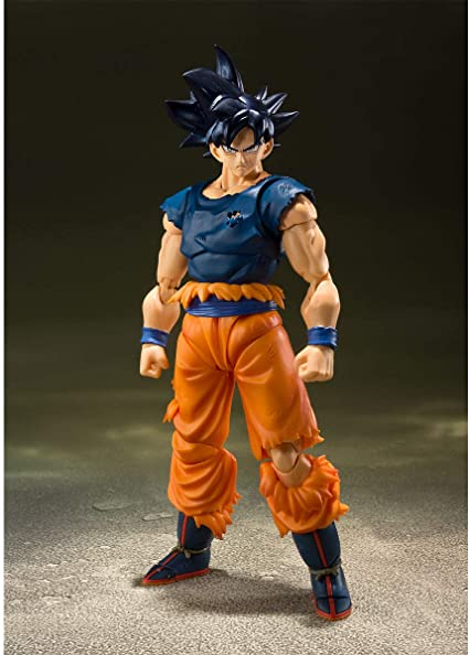 Figuarts Son Goku Ultra Instinct Action Figure Dragonball Z IN STOCK USA S.H
