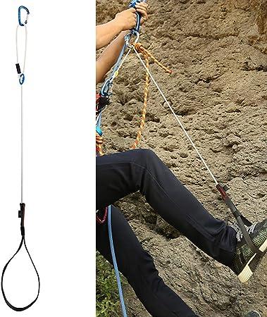 Whiie891203 Cinturón De Pie De Escalada, Escalada De Roca ...