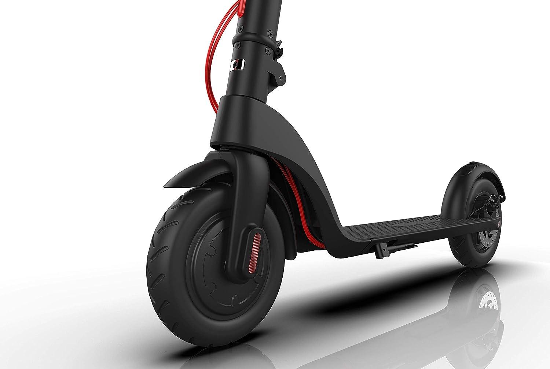 Amazon.com: Henoh - Patinete eléctrico, neumático de 8.5 in ...