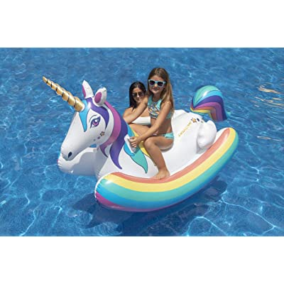 Swimline Unicorn Rocker: Toys & Games