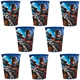 Guardians of the Galaxy Party 16 oz. Plastic Cups - 8 Pieces