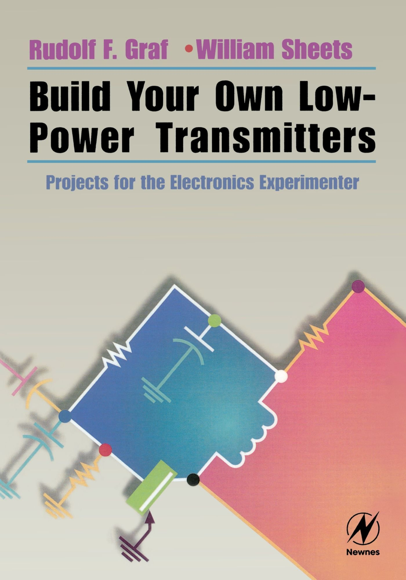 Build Your Own Low Power Transmitters Projects For The Electronics Fm Transmitter 1 Watt 1w High Circuit Board Radio Experimenter Rudolf F Graf William Sheets 9780750672443 Books