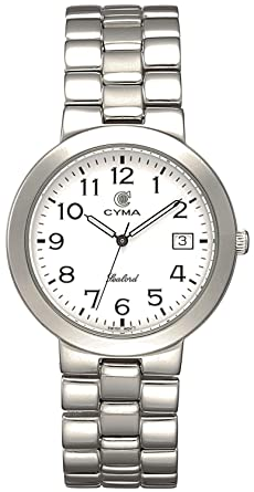 CYMA watch Sealord Swiss ETA Co. movement CL328-B Ladies