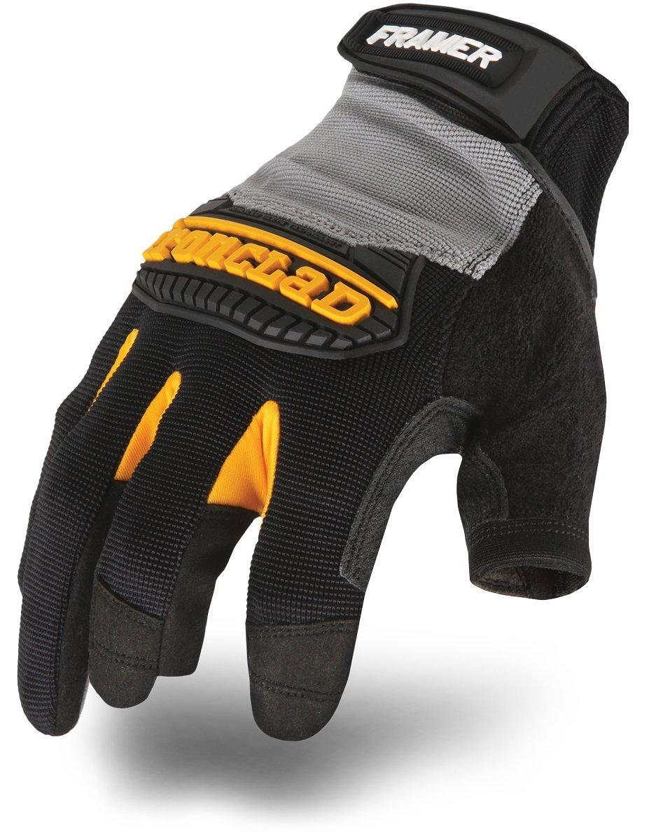 Ironclad Framer Work Gloves FUG-04-L, Large