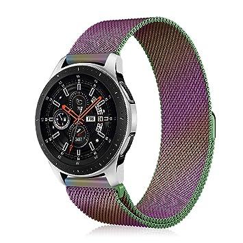 Fintie Bracelet pour Samsung Galaxy Watch 46mm / Gear S3 Frontier / Gear S3 Classic Smartwatch