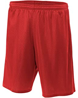 A4 Boys Double Elastic with Drawcord Short