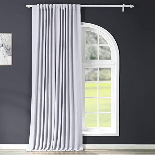 HPD Half Price Drapes BOCH-144105-96-DW Extrawide Blackout Room Darkening Curtain 1 Panel