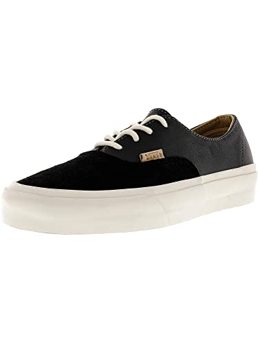 Vans BlackTaille Suede Leather Chaussures Pig Authentic Decon 42 tsQrBChdxo