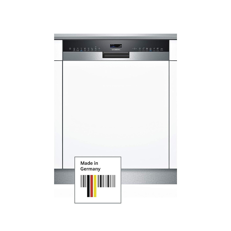 Siemens iQ500 SN558S06TE lavavajilla Semi-incorporado 14 ...