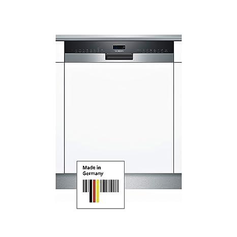 Siemens iQ500 SN558S06TE lavavajilla Semi-incorporado 14 cubiertos ...