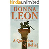A Question of Belief (Commissario Brunetti Book 19) book cover