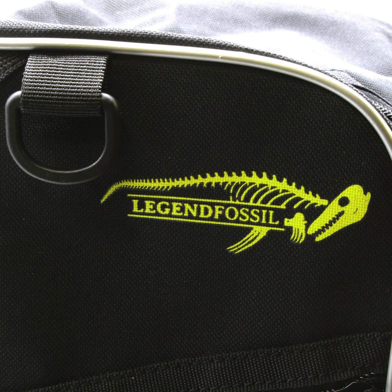 Stiefeltasche Legendfossil Boots Bag Skeleton
